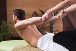 Massage au sol, Massage thai au centre de Montpellier